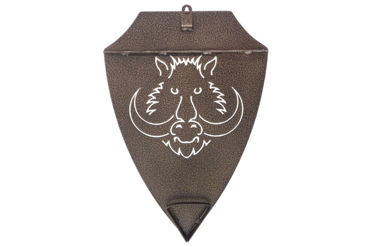 Подставка-щит для шампуров DV - кабан