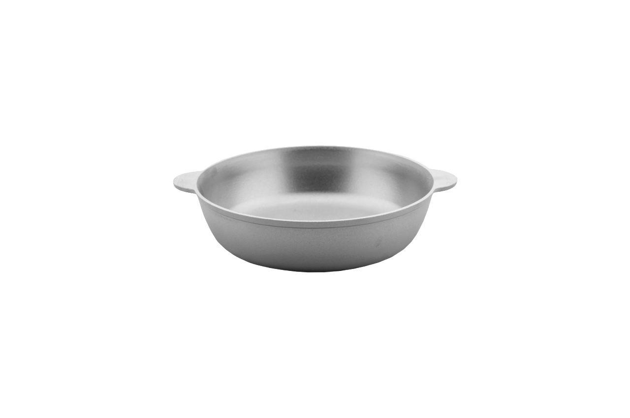 Сковорода жаровня алюминиевая Biol - 260 мм