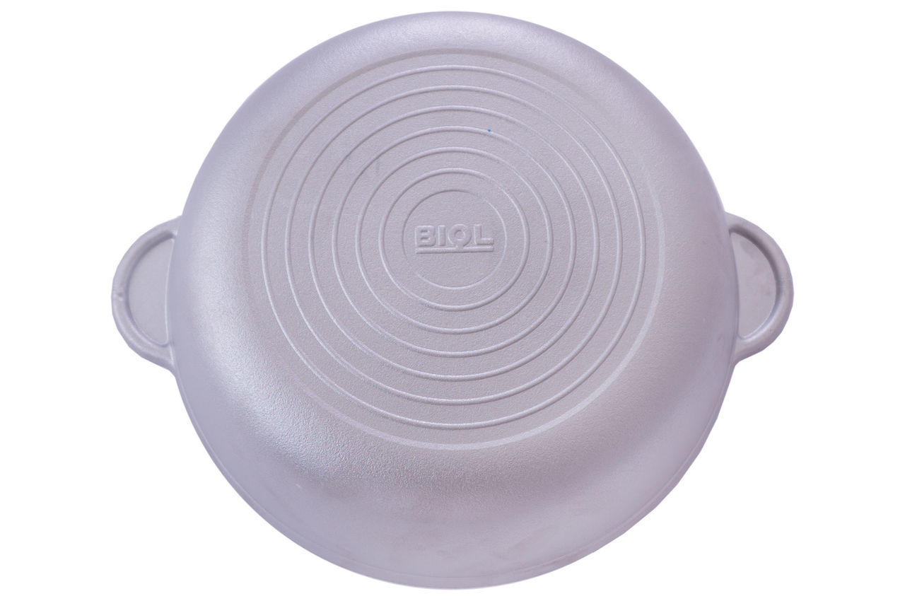 Сковорода жаровня алюминиевая Biol - 280 мм