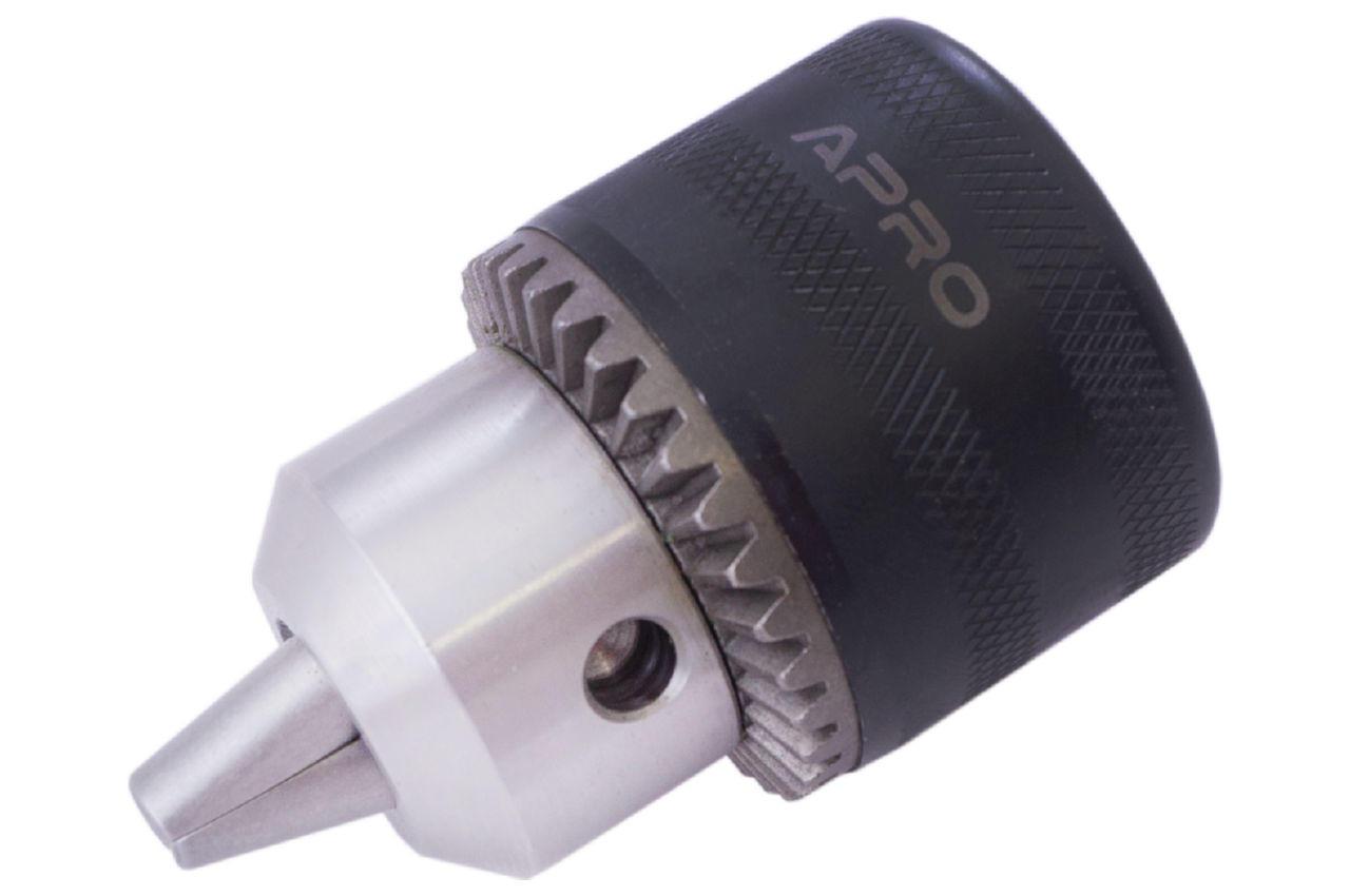 Патрон для дрели с ключем Apro - M12 x 1,25 x 1,5-13 мм